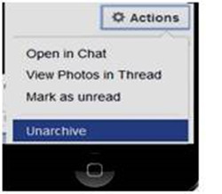 how to get back deleted facebook messages