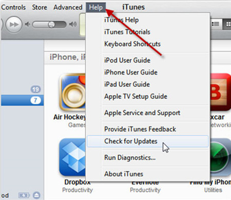 fix-itunes-error-21-by-updating-itunes