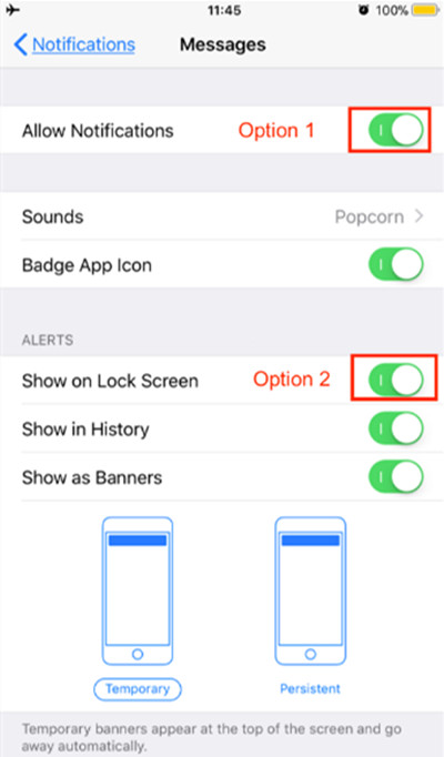how-to-make-messages-private-on-iphone