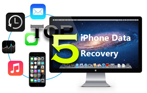 Top 5 iOS 9 Data Recovery Software for iPhone/iPad/iPod