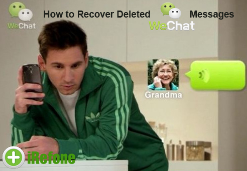 How to Recover Deleted WeChat Messages from iPhone on Mac and PC