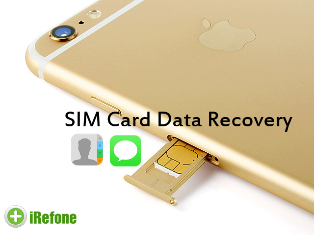 How to Recover SIM Card Data from iPhone