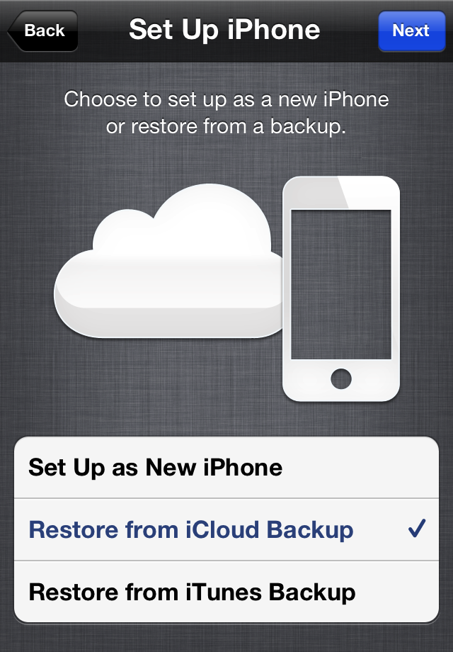 How to Restore iPhone Backup Entirely or Selectively
