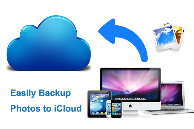How to Backup Photos to iCloud from iPhone/iPad/Mac