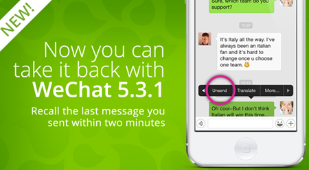 Two Ways to View WeChat Recall Messages on iPhone