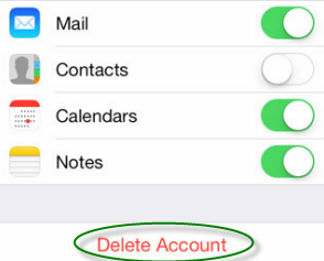 Recover Lost E-mail Notes on iPhone SE/6s(Plus)/6(Plus)/5s/5c/5/4