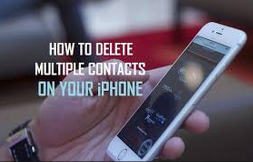 Different Ways to Delete Multiple iPhone Contacts