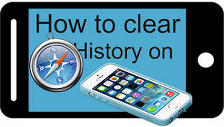 Clearing Safari Browsing History, Caches and Cookies on iPhone