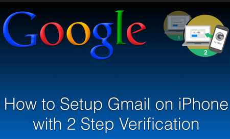 How to Set up 2-Step Verification for Google/Gmail