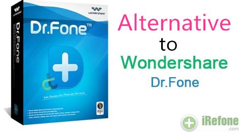 Best Alternative to Wondershare Dr.Fone