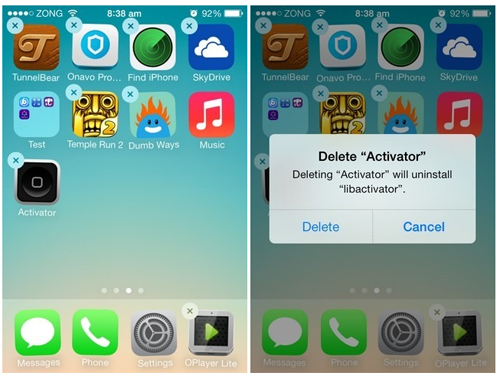 How to Undelete Apps on iPhone