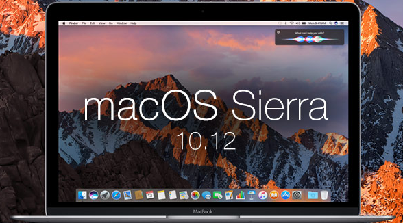 New Features About macOS Sierra