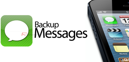 Three Ways to Backup Messages on iPhone 7/6s/6s Plus/6/6 Plus/5s/5