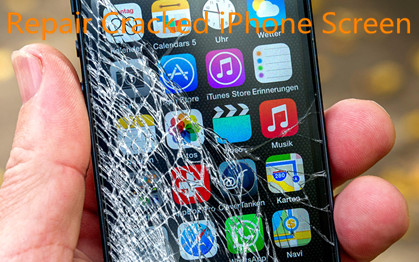 Repair Options for Cracked iPhone Screens