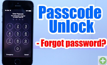 Forget iPhone Locked Screen Password, How to Remove it