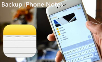 Different Ways to Backup Notes on iPhone