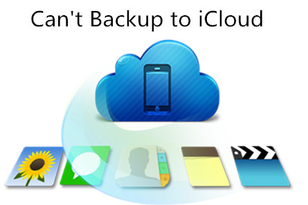 Can't Backup iPhone to iCloud