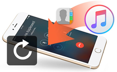 Transfer Contacts from iTunes to iPhone