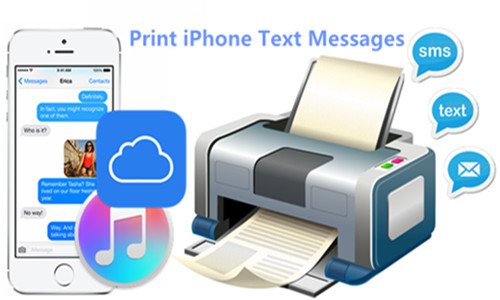 Methods to Print Text Messages on iPhone