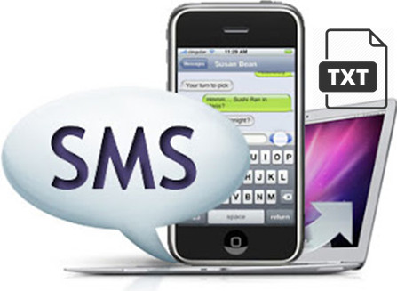 How to Export iPhone Messages to .txt File