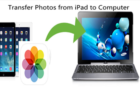 Ways to Transfer Photos from iPad to Computer