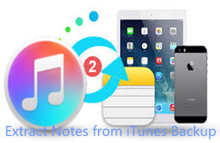 How to Extract Notes from iTunes Backup