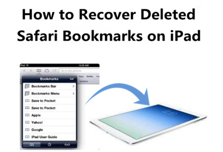How to Recover Deleted Safari Bookmarks on iPad Pro/Air/Mini