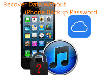 How to Recover Data without iPhone Backup Password