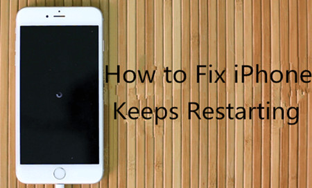 Fixed! iPhone Keeps Restarting