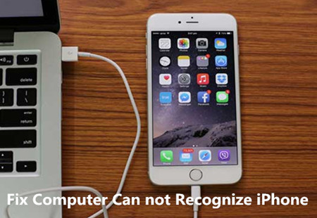 How to Fix Computer Not Recognize iPhone