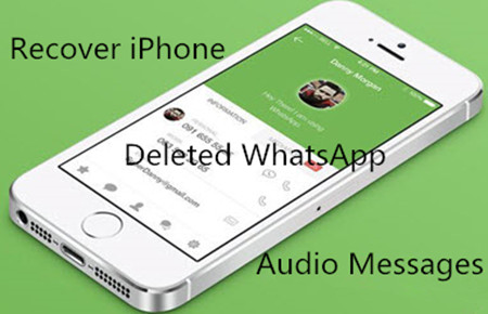 Recover Deleted WhatsApp Audio Messages on iPhone