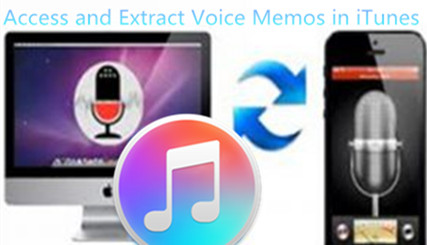 Access and Extract Voice Memos in iTunes Backup