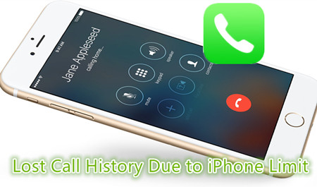 Retrieve Lost Phone Numbers on iPhone Due to Call History Limit