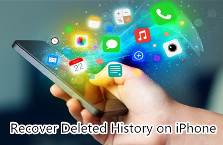 See Your Deleted History on iPhone