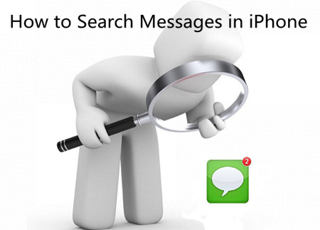 How to Search Messages in iPhone