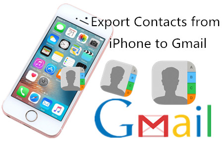 How to Export Contacts from iPhone to Gmail