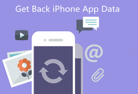 How to Get Back iPhone App Data after Uninstalling Apps