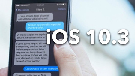 What's New in iOS 10.3