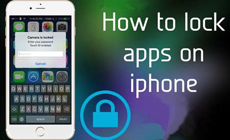 How to Lock Certain or Multiple Apps on iPhone and iPad