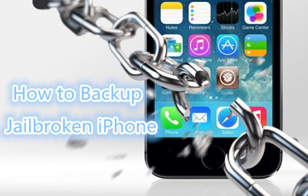 How to Backup a Jailbroken iPhone