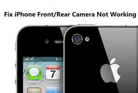 [Fixed]iPhone Front/Rear Camera Not Working