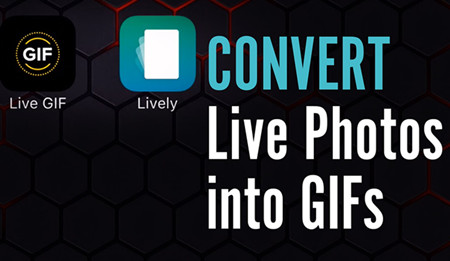 How to Convert iPhone Live Photos to GIF or Videos