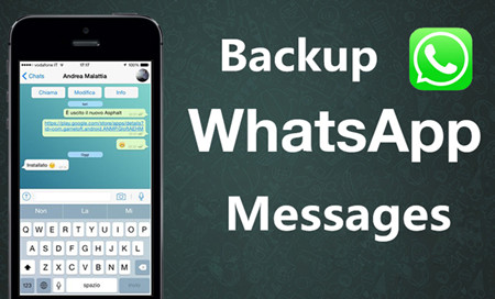 Methods to Backup iPhone WhatsApp Messages