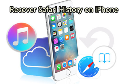 Four Ways to Recover Safari History on iPhone