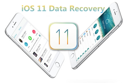 Three Methods to Recover Lost Data after Updating to iOS 11
