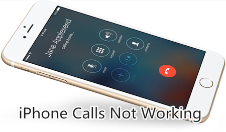 [Solved]iPhone Calls Not Working