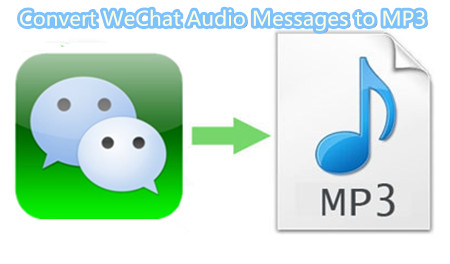 How to Convert WeChat Audio Messages to MP3 Format