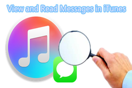 How to View and Read Messages & iMessages in iTunes