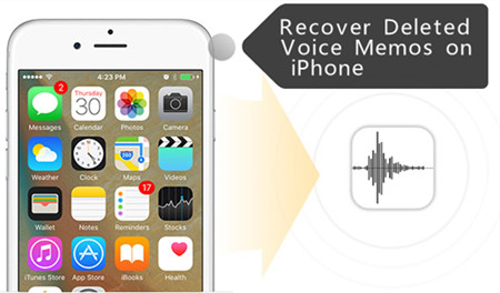 Methods to Recover Deleted Voice Memos on iPhone