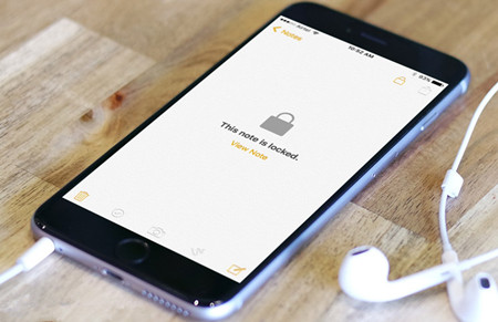 How to Lock Notes on iPhone and iPad
